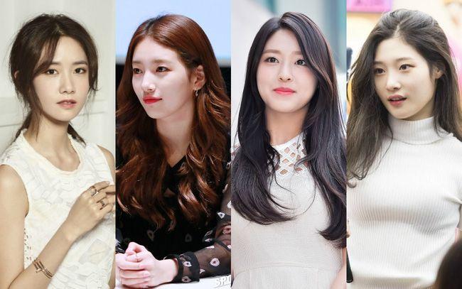 SNSD, Twice, Tzuyu, AOA, Suzy, Yoona, huyền thoại nhan sắc nhóm nữ, thành viên visual, kpop, nhóm nữ kpop, jiyeon, tara, miss a, jung chaeyeon, naeun, seolhyun