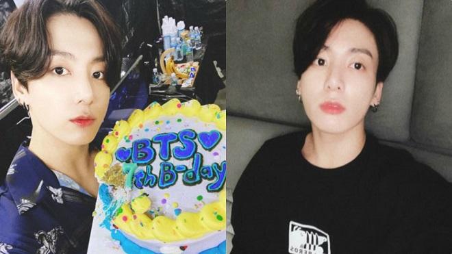 Tổng hợp những bức ảnh được Jungkook BTS đăng lên Werseve nửa đầu năm 2020
