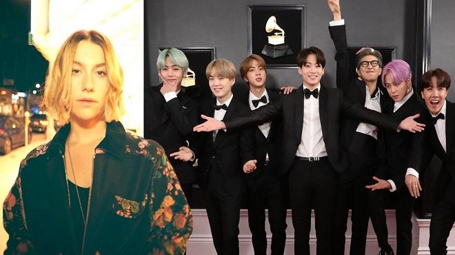 ARMY réo tên BigHit vì nổi giận với nhạc sĩ đang 'làm mất uy tín' của V BTS