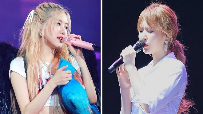 6 màn solo của Kpop khiến fan 'hóng dài cổ': Rosé Blackpink, Wendy Red Velvet...