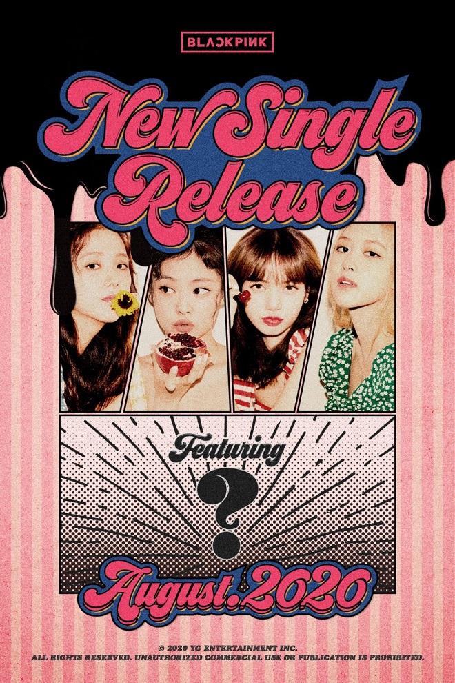 Blackpink, Blackpink tung teaser mới, Jennie, Jisoo, Rosé, Lisa, blackpink 2020, blackpink album đầu tay, blackpink comeback, Lady gaga, Sour candy