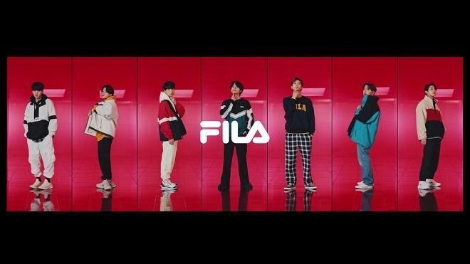 BTS, BTS x FILA, Jungkook, Suga, RM, J-Hope, V, Jimin, Jin, BTS video, BTS và FILA, ảnh quảng cáo BTS, BTS 2020, BTS Fila 2020