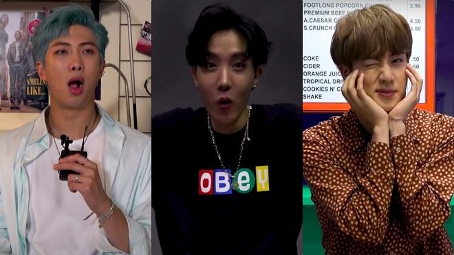 10 khoảnh khắc 'cười bò' trong buổi phỏng vấn '7-second' cùng BTS