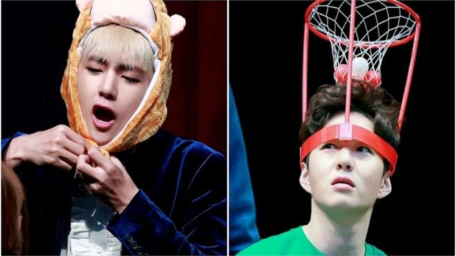 7 nhóm nam thuộc dạng 'gánh hài' của Kpop: BTS, EXO, Seventeen,...