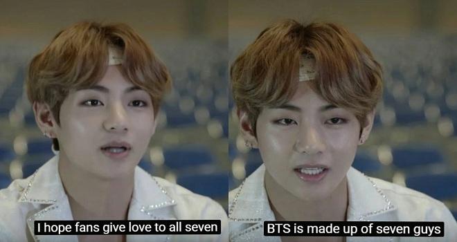 BTS, V BTS, V J-Hope, BTS 2020, những điều BTS ghét nhất về ARMY, 4 điều BTS ghét nhất, BTS ghét gì, Thành viên BTS, Jin, RM, Jimin, Jungkook, Suga, BTS ảnh, V gif