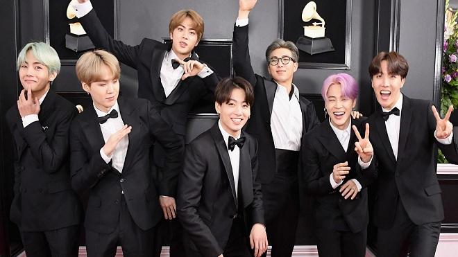 Sốc với doanh thu của các thành viên BTS kiếm được năm 2019