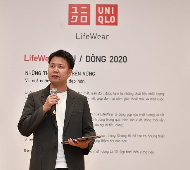 Á hậu Huyền My, UNIQLO, UNIQLO Việt Nam, triết lý lifewear, thời trang Thu Đông 2020, mẫn tiên, an japan, thời trang uniqlo, bst mới của uniqlo, uniqlo khai trương