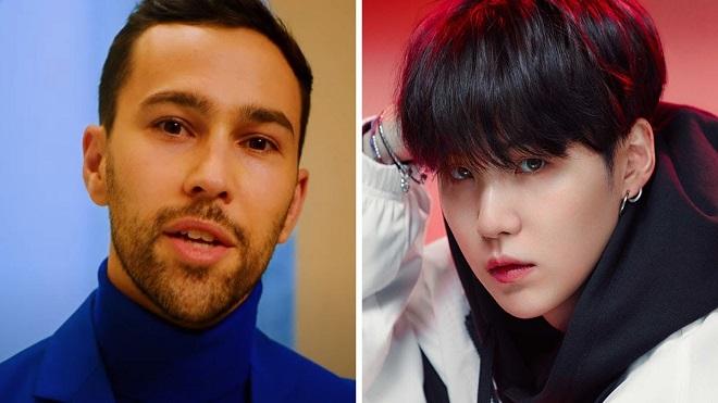 Suga BTS trở thành khách mời trong MV 'Blueberry Eyes' theo cách không ai ngờ