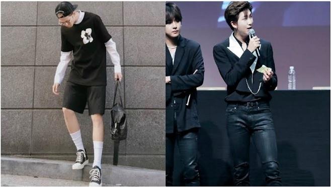 RM BTS và hành trình trở thành 'người khổng lồ' của Kpop