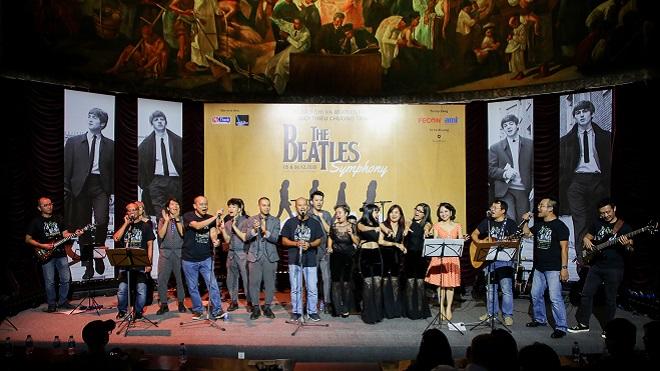 'In The Spotlight' 2020: Đêm nhạc vinh danh ban nhạc huyền thoại The Beatles