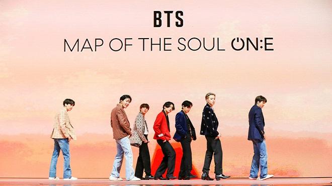 BTS kiếm được bao nhiêu sau 2 ngày diễn 'Map of the Soul on: E'?