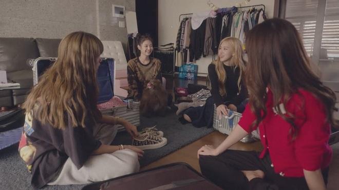 Blackpink, Jisoo, Jennie, Lisa, Rosé, Blackpink Light Up The Sky, phim tài liệu blackpink, khoảnh khắc chưa từng tiết lộ của blackpink, bí mật của blackpink, Netflix