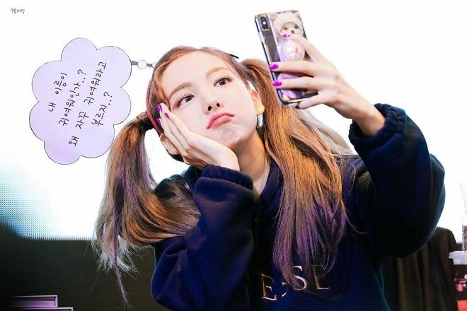 Twice, Nayeon, Nayeon Twice, Twice I Can't Stop Me, Twice video, Nayeon Twic ảnh đẹp, Nayeon Twice đeo băng đô, Nayeon thỏ, Nayeon cute, Twice 2020
