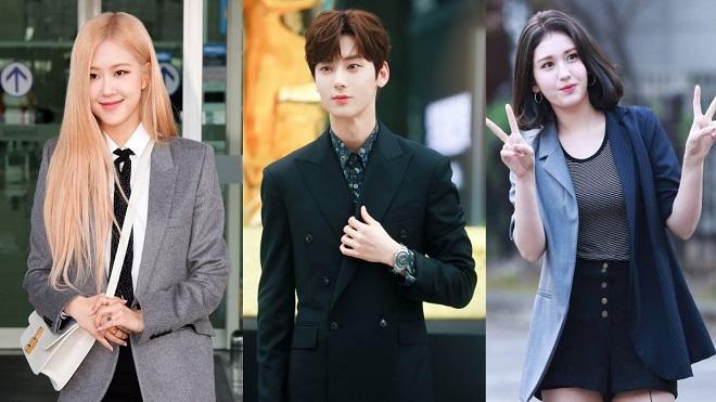 7 sao Hàn chưa từng hẹn hò: Rosé Blackpink xinh mà vẫn 'ế'