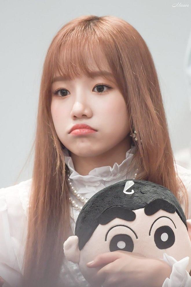 Blackpink, Jennie, IU, IZONE, sao nữ Kpop, lovelyz, wonyoung, gfriend, yuri, baby soul, weki meki, thần tượng Kpop, Jennie má bánh bao