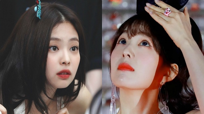 10 nữ thần Kpop bước ra từ truyện tranh: Jennie Blackpink, Irene Red Velvet
