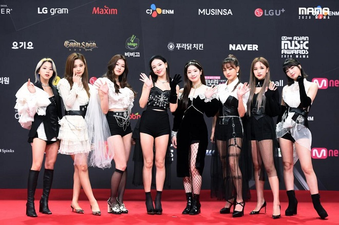 MAMA 2020, BTS, Blackpink, Twice, treasure, giải thưởng mama 2020, TXT, trực tiếp MAMA 2020