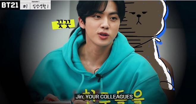 BTS, Jin, RM, BTS 2020, BTS hài hước, BTS Run!, Jin huyền thoại, leJINdary, anh cả BTS, ảnh Jin BTS, BTS video, BTS Vlive, BTS funny, Jin video