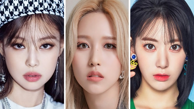 Blackpink, Twice và IZ*ONE làm nên lịch sử cho nhóm nữ Kpop