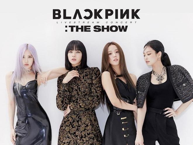 Blackpink, Blackpink THE SHOW, Jennie, Jisoo, Rosé, Lisa, Blackpink 2021, Blackpink concert, Blackpink doanh thu, Blackpink ky lục, Blackpink ảnh đẹp, Rosé Gone