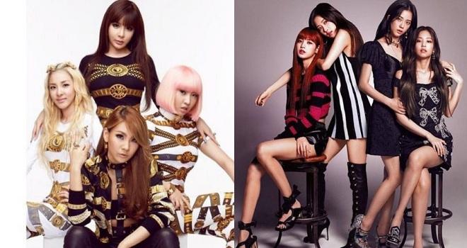 Blackpink, 2NE1, Blackpink tin tức, Blackpink 2021, Jennie, Jisoo, Rosé, Lisa, Minzy, thành viên 2NE1, Blackpink hit, Blackpink As If It's Your Last