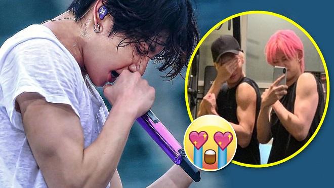 7 lý do vì sao BTS nên bị 'cấm cửa' đến phòng tập gym