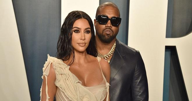 Kim Kardashian, Kanye West, Kanye West và Kim Kardashian chính thức đệ đơn ly hôn, sao Hollywood