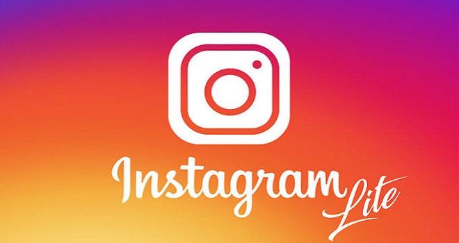 Facebook, Instagram, Instagram Lite, ứng dụng mới, ứng dụng di động, người dùng Facebook
