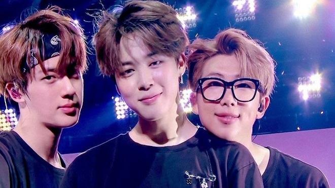 Những khoảnh khắc 'đốn tim' của bộ 3 Jin, Jimin và RM mà ARMY không thể bỏ lỡ
