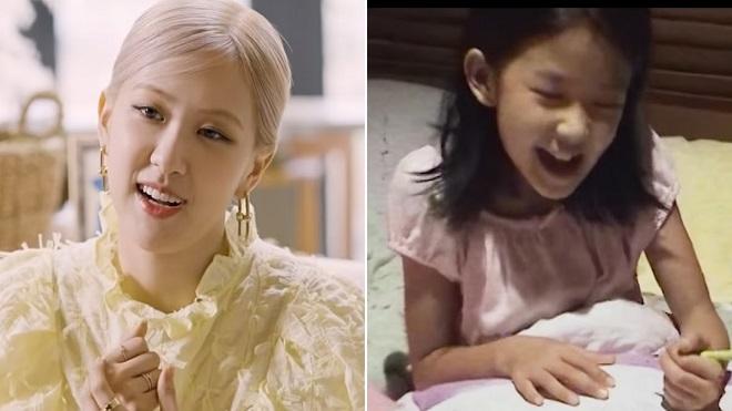 3 kỷ niệm thời thơ ấu ấm áp mà Rosé Blackpink mới chia sẻ với BLINK