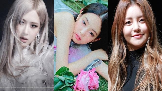 BXH nữ thần tượng K-pop tháng 3: Rosé Blackpink vượt xa Jennie