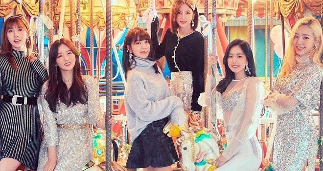 Red Velvet, Kang Daniel, Wanna One, Twice, Wendy, ASTRO, Seventeen, Kpop tháng 4, Niziu, Apink, Stayc