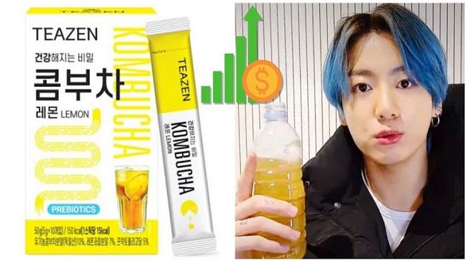 Nhãn hàng quyên góp 50 triệu Won sau khi Jungkook BTS giúp họ 'cháy hàng'