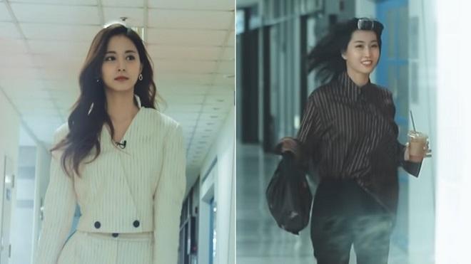 Phân biệt phong cách công sở khác biệt của các cô nàng Twice