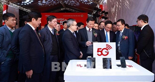 Việt Nam, thương mại, kinh tế Việt Nam, công nghệ 5G, tin tức thế giới