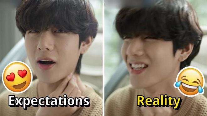 'Chết cười' với hậu trường quảng cáo của BTS