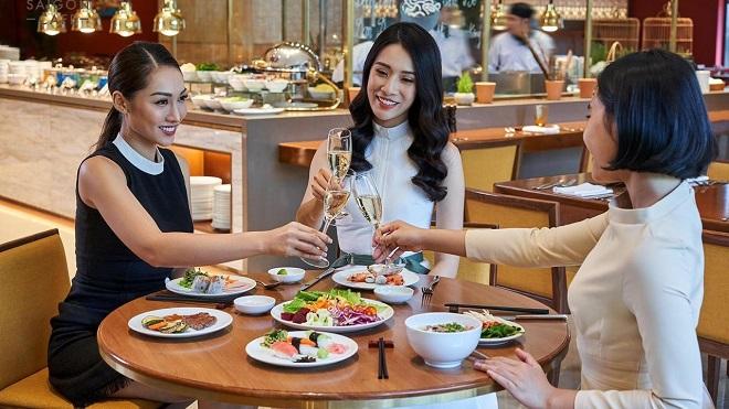 Tận hưởng ngày hội ẩm thực đặc sắc suốt 2 tháng cùng Marriott Bonvoy