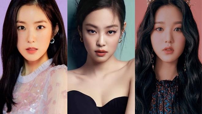 6 sao nữ K-pop sở hữu gương mặt hoàn hảo nhất