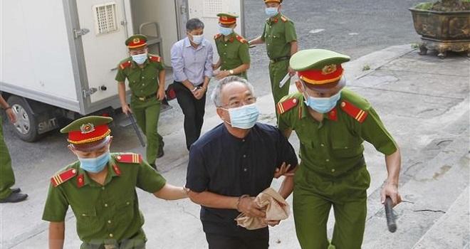Nguyễn Thành Tài, Phó Chủ tịch UBND thành phố Hồ Chí Minh, xét xử vụ án Nguyễn Thành Tài