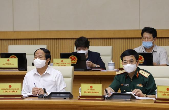 Thủ tướng Phạm Minh Chính, phiên học Chính phủ, Covid-19, Thủ tướng Chính phủ