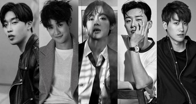 BTS, V BTS, Park Seo Joon, Wooga Squad, BTS tin tức, BTS 2021, Park Hyun Sik, BTS bạn thân, anh em Wooga, thành viên Wooga