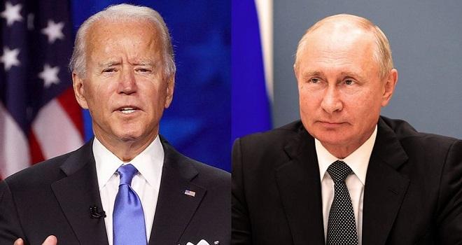 Tổng thống Mỹ, Joe Biden, Tổng thống Nga, Vladimir Putin, Quan hệ Nga-Mỹ, ổn định chiến lược