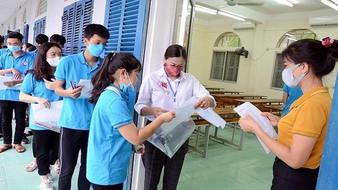 Kỳ thi tốt nghiệp THPT và tuyển sinh Đại học năm 2021: Nam Định xây dựng phương án đảm bảo an toàn phòng, chống dịch