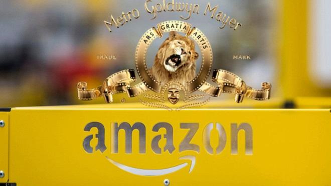 Amazon, MGM studio, tập đoàn công nghệ, streaming, xưởng phim MGM, Netflix, Prime Video, James Bond