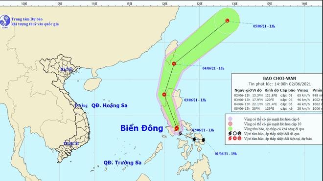Bão Choi-wan, Bắc Bộ, dự báo thời tiết, sạt lở, mưa lớn, Quảng Ninh, Khánh Hòa