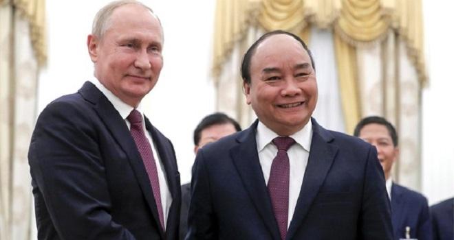 Covid-19, Chủ tịch nước Nguyễn Xuân Phúc, Tổng thống Nga, Vladimir Putin, Tình hữu nghị Việt-Nga, vaccine