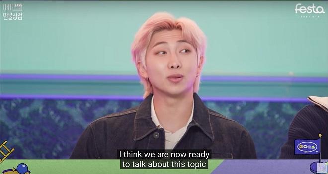 BTS, RM, Suga, BTS FESTA 2021, BTS 2021, BTS tin tức, BTS ảnh, BTS ARMY, BTS tan rã, BTS two three, BTS bài hát, BTS ARMY corner, BTS dừng hoạt động