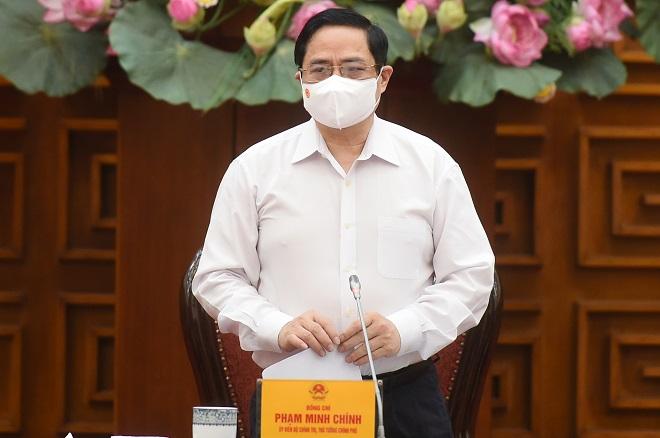 Covid-19, Thủ tướng Chính phủ, Phạm Minh Chính, vaccine Covid-19, Covid hôm nay, Covid Việt Nam