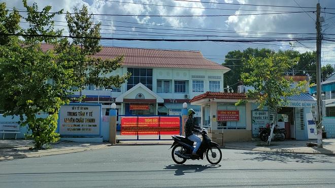 Covid-19, dịch Covid-19, Covid Tây Ninh, bắt giam cán bộ y tế, Tây Ninh, huyện Châu Thành, Covid-19 hôm nay