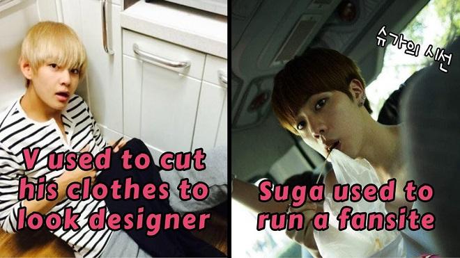 Những sự thật ít ai biết về BTS: Suga từng ghét chó, Jimin giỏi may vá...